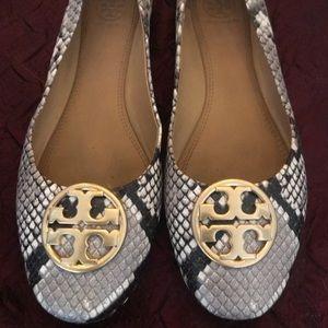 Tory Burch Chelsea Ballet Shoes Size 7.5